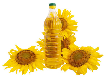 Sunflower oil from Turkey , Argentina and the UAE
